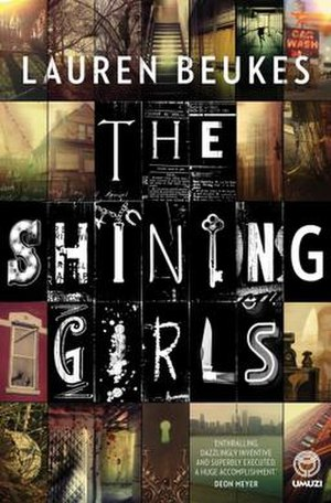 The Shining Girls - First South African edition cover