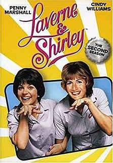 <i>Laverne & Shirley</i> (season 2)