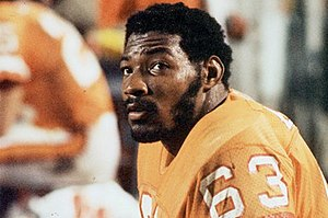 Lee Roy Selmon - Selmon during his playing career