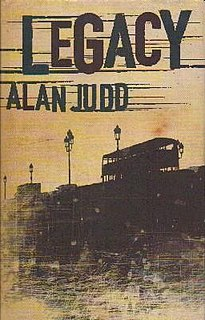 <i>Legacy</i> (Judd novel) Alan Judd novel