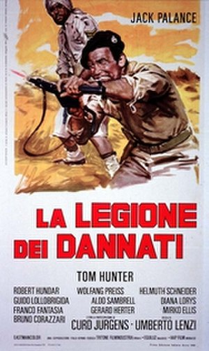 Battle of the Commandos - Image: Legion of the Damned (film)