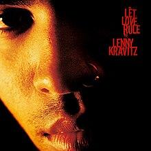 """Résultat de recherche d'images pour """"lenny kravitz let love rule"""""""