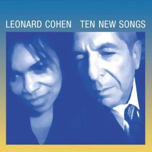 Ten New Songs - Image: Leonard Cohen Ten New Songs