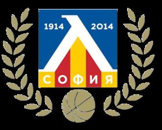 BC Levski Sofia - Image: Levski Basket logo