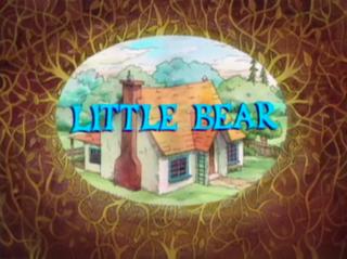<i>Little Bear</i> (TV series) television series