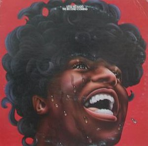 The Second Coming (Little Richard album) - Image: Littlerichardsecondc oming