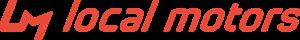 Local Motors - Image: Local Motors logo