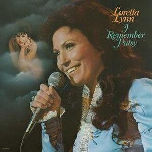 I Remember Patsy - Image: Loretta Lynn I Remember Patsy