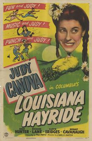 Louisiana Hayride (film) - Image: Louisiana Hayride