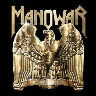 Battle Hymns MMXI - Image: Manowar Battle Hymns MMXI
