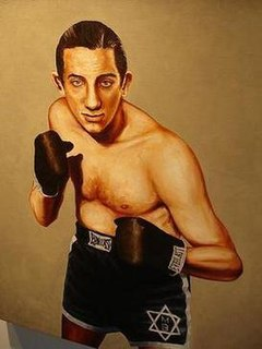 Maxie Berger Canadian boxer