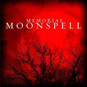 Memorial (Moonspell album) - Image: Memorial cover