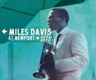 <i>Miles Davis at Newport 1955–1975: The Bootleg Series Vol. 4</i> 2015 live album by Miles Davis
