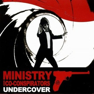 Undercover (Ministry album) - Image: Ministryundercover