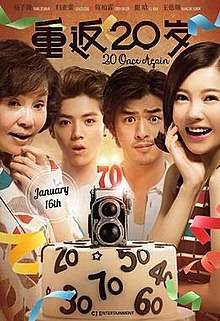 Review Movie 20 Once Again