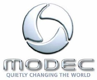 Modec - Image: Modec logo