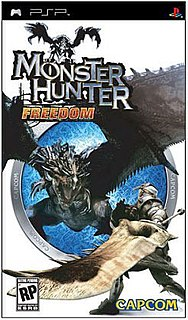 <i>Monster Hunter Freedom</i> 2005 video game