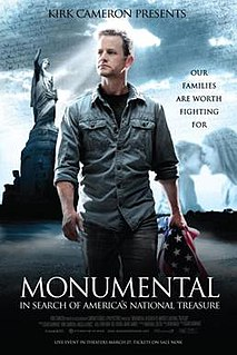 <i>Monumental: In Search of Americas National Treasure</i> 2012 film