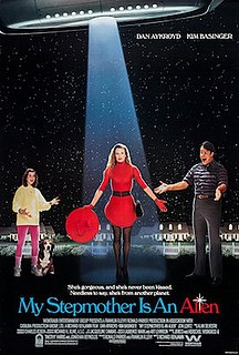 <i>My Stepmother Is an Alien</i> 1988 film by Richard Benjamin