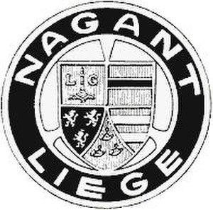 Fabrique d'armes Émile et Léon Nagant - Image: Nagant Logo