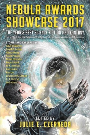 Nebula Awards Showcase 2017 - Cover of first edition
