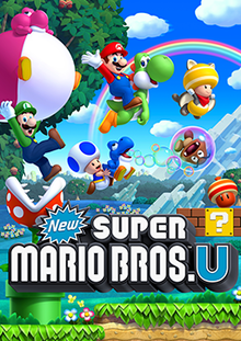 New Super Mario Bros U Wikipedia