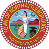 Official seal of North Attleborough, Massachusetts