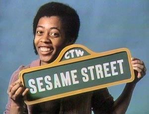 Northern Calloway - Calloway as David on Sesame Street