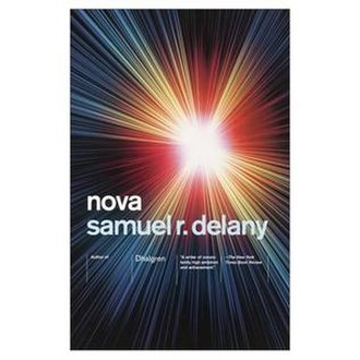 Nova (novel) - Cover of 2002 paperback edition.