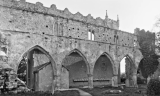 Thomastown Church Church in County Kilkenny, Ireland