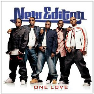 One Love (New Edition album) - Image: One Love (New Edition album)