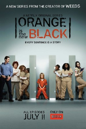 Orange Is the New Black (season 1) - Promotional poster