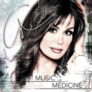 Music Is Medicine - Image: Osmond Marie Music Is Medicine Cover