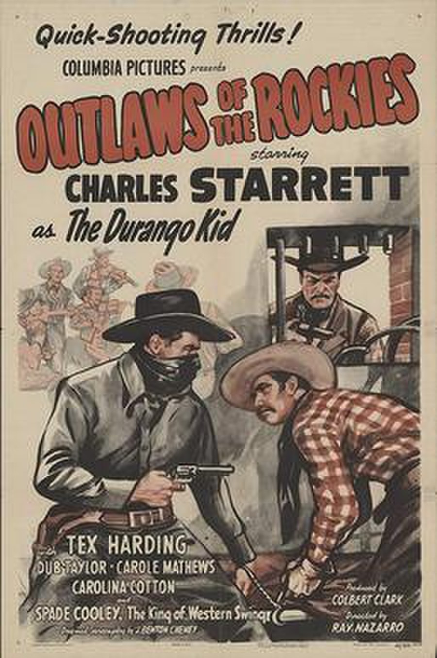 Outlaws of the Rockies