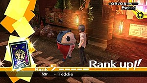 Persona (series) - Image: P4 Golden social links