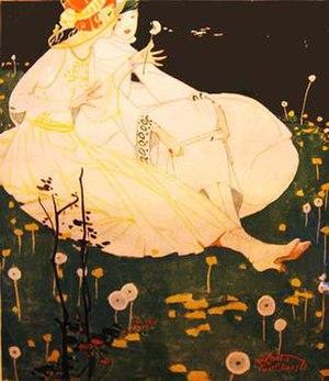 Anita Parkhurst Willcox - Magazine illustration by Anita Parkhurst (Willcox) 1916