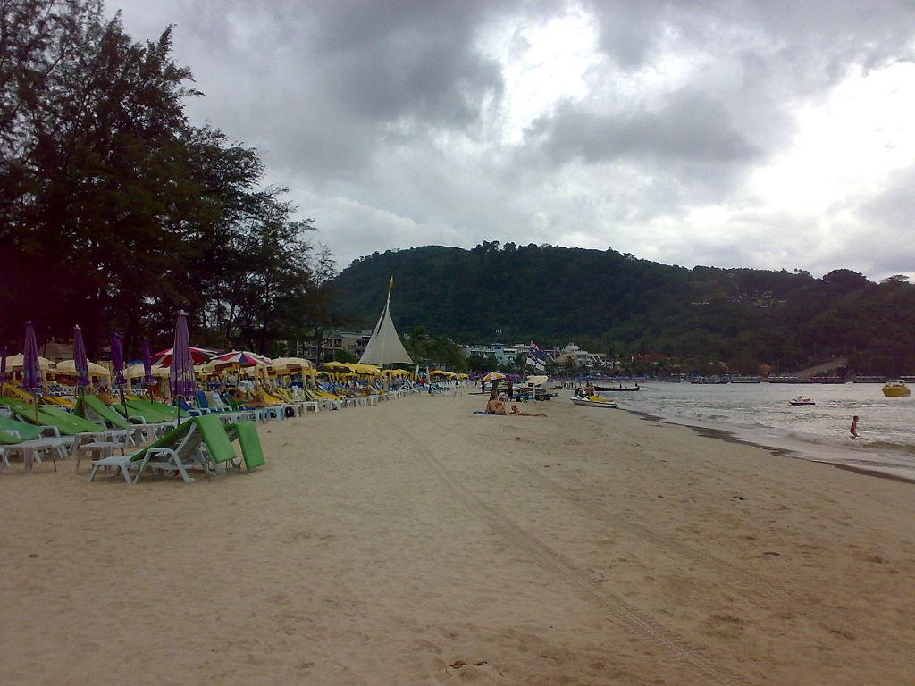 Phuket disaster teams to hold tsunami drill in Patong