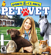 Paws and Claws - Pet Vet Coverart.png