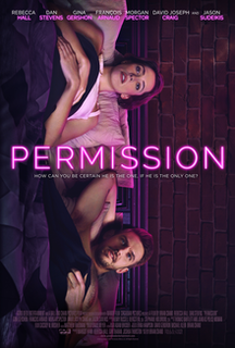 <i>Permission</i> (film) 2018 American romantic comedy-drama film