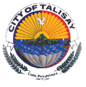 Talisay, Cebu - Image: Ph talisay city cebu seal