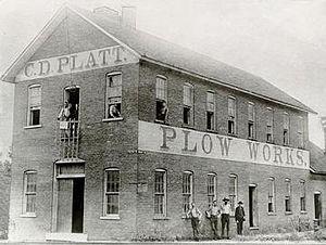 Leggett & Platt - The Platt Plow Works