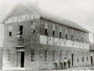 Leggett & Platt - The Platt Plow Works