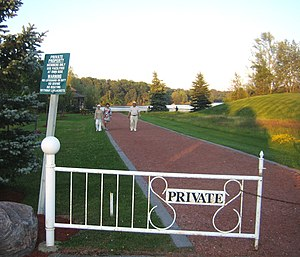 Preston Lake, Ontario - Preston Lake Beach Club (West Shore), with exclusive access to the lake