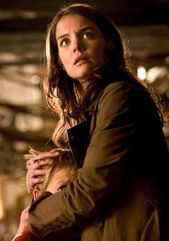 Rachel Dawes - Katie Holmes as Rachel Dawes in Batman Begins (2005)