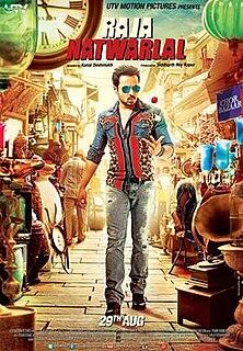 <i>Raja Natwarlal</i> 2014 Hindi film directed by Kunal Deshmukh