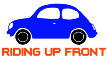 Riding Up Front (RUF) Inc logo.png