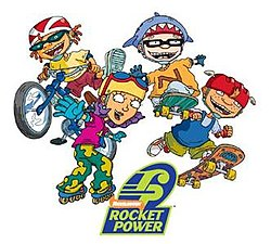 rocket power wikipedia
