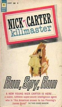 Novel Nick Carter Pdf