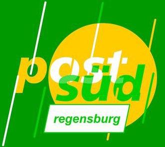 SG Post/Süd Regensburg - Image: SG Post