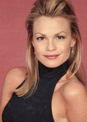 The Young and the Restless characters (1990s) - Sabryn Genet (pictured) portrayed Tricia Dennison.